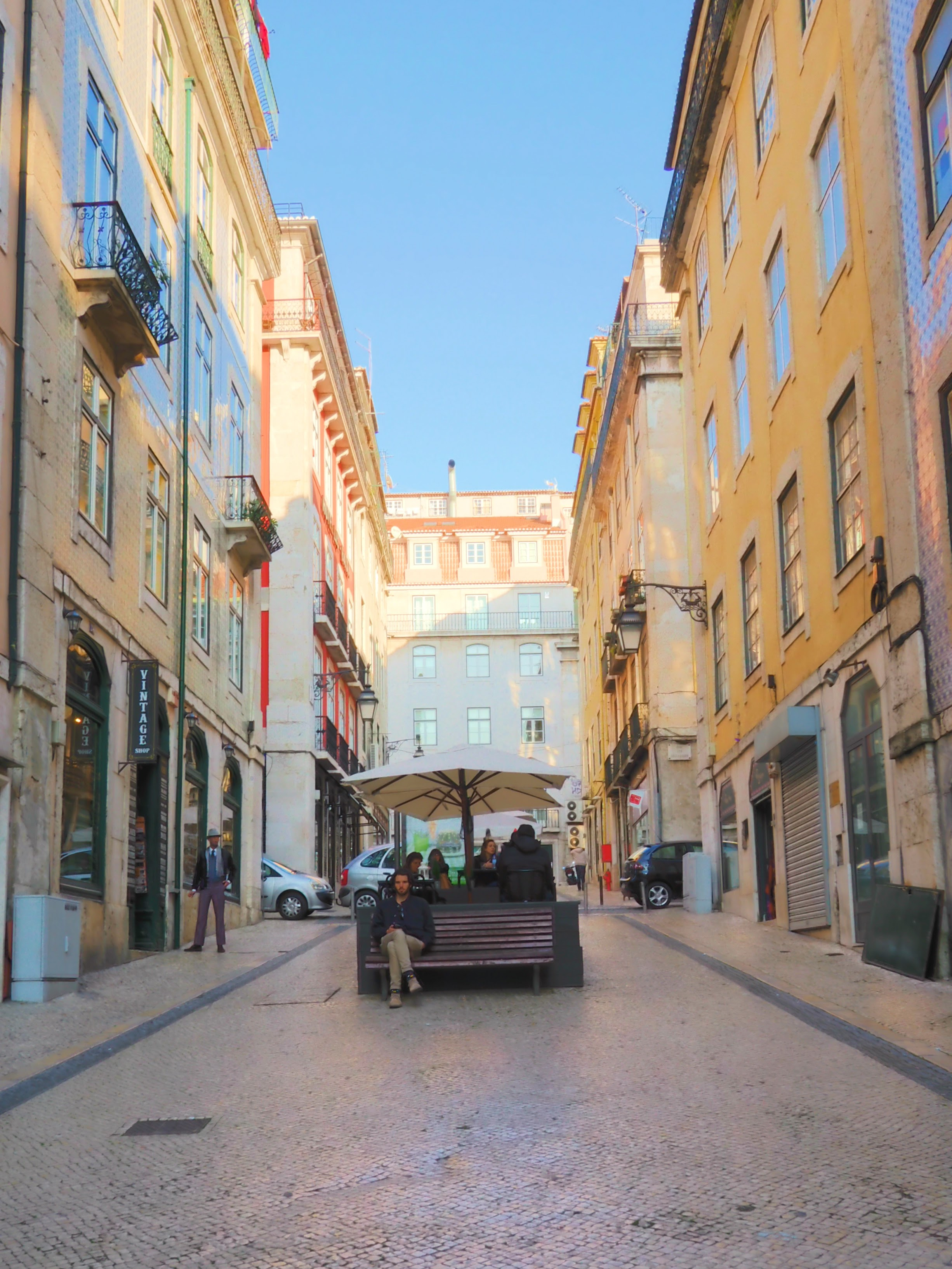 The streets of Lisbon, waiting to be discovered