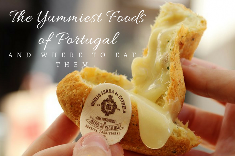 Are you gluten or lactose intolerant? Better stay out of Portugal, because these foods will make your mouth water (incl. Where to eat them)