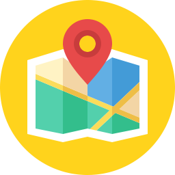 Location-map-flat - Hortense Travel