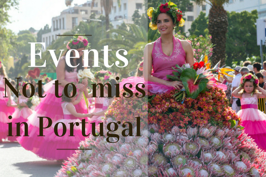Monthly List of Events in Portugal not to Miss in 2017