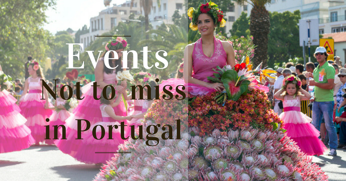 List of Events in Portugal in the blog post.