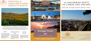 Portugal Planning Kit - Hortense Travel