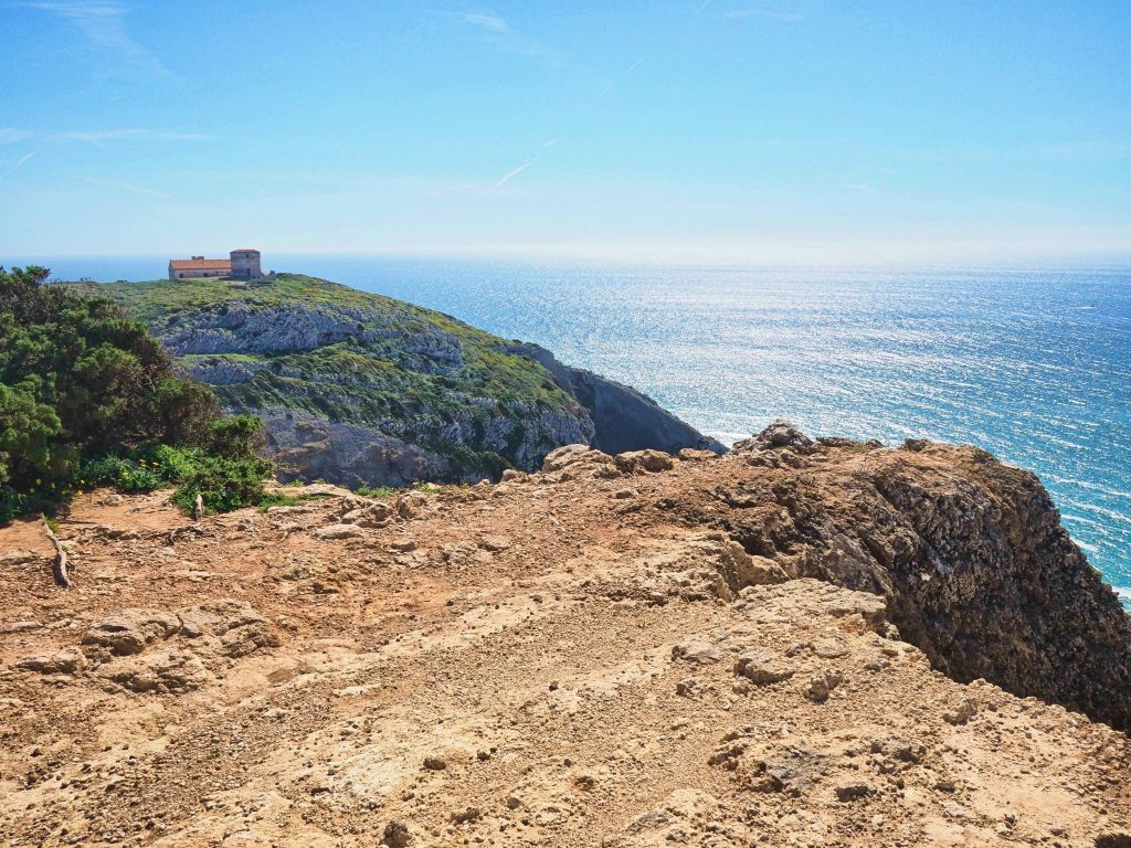Cape Espichel is a great alternative of Cabo de Roca for a day trip from Lisbon if you want to escape the crowds.