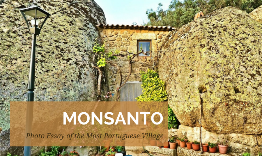 Monsanto – The Most Portuguese Village