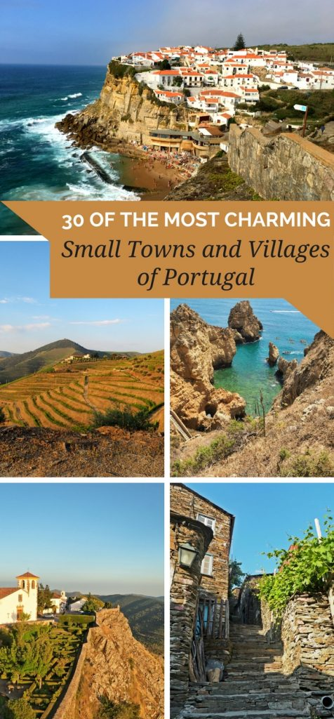 The Most Charming Small Towns And Villages Of Portugal