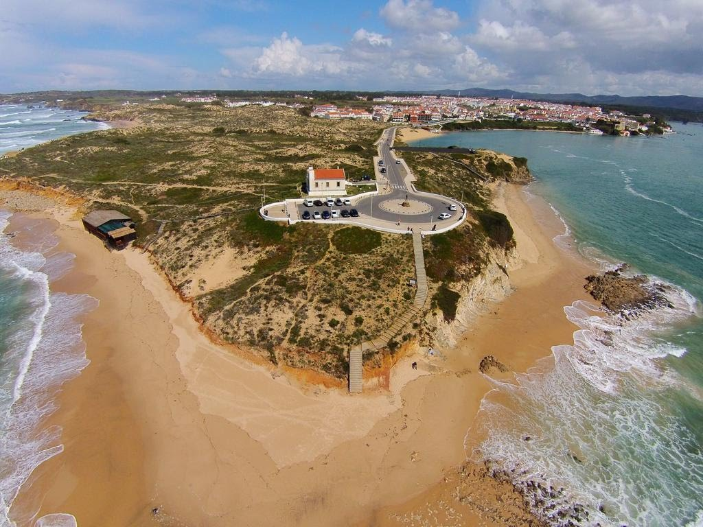 The beach at Vila Nova de Milfontes