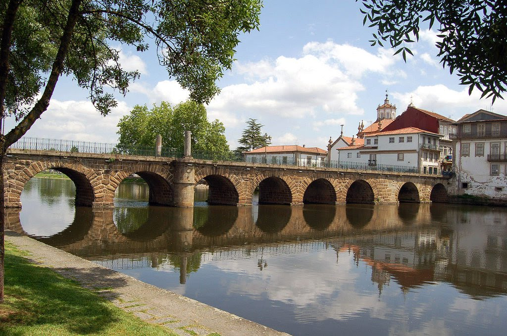 a bridge in Chaves