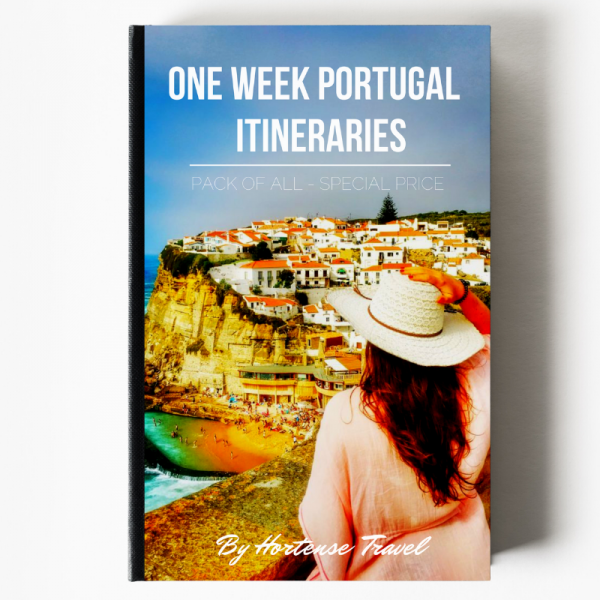 Pack Of All 1-Week Itineraries - Special Price - Hortense Travel