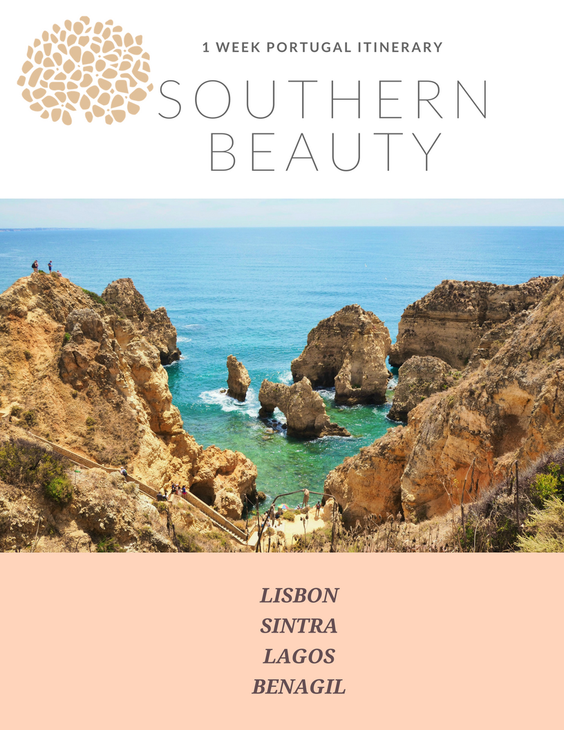 Southern Beauty - 1 Week Portugal Itinerary