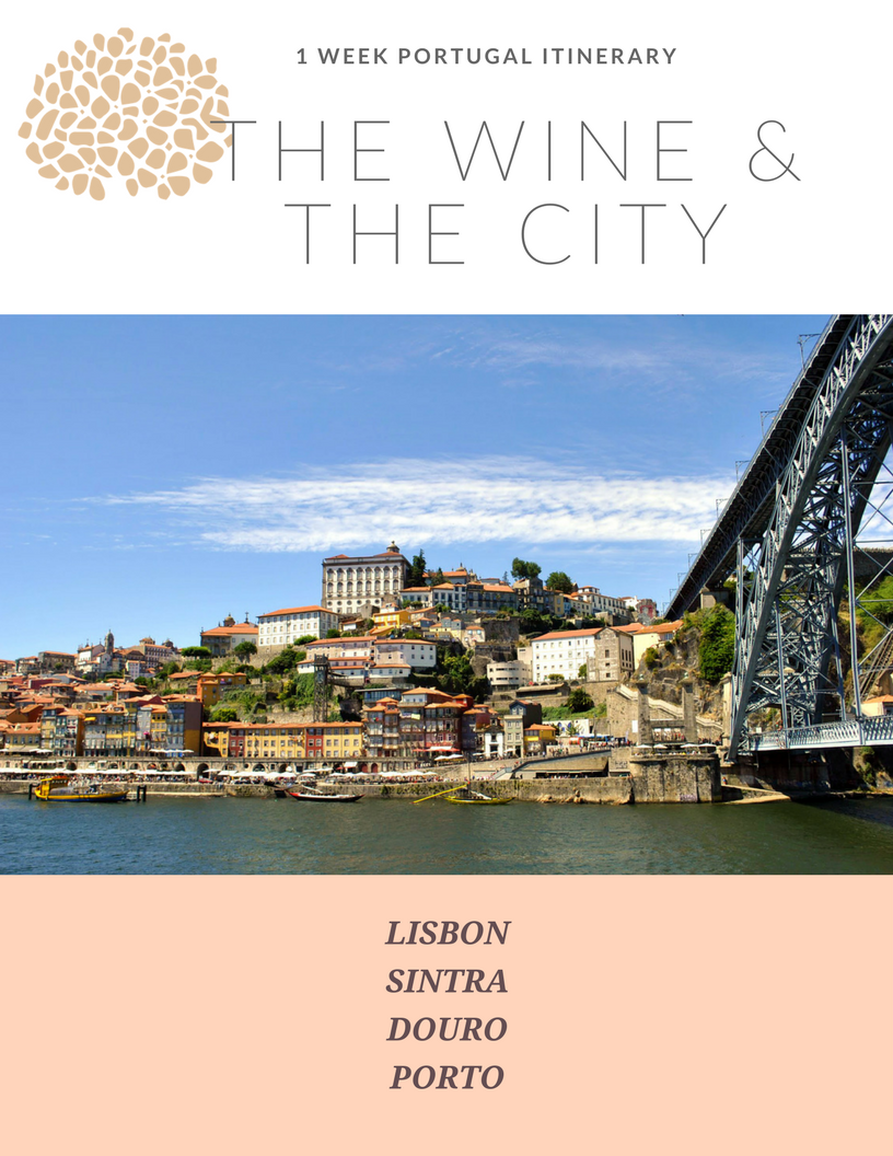 Guide To Lisbon's Douro-Porto Region | One Week Itinerary For Portugal | Hortense Travel Itineraries