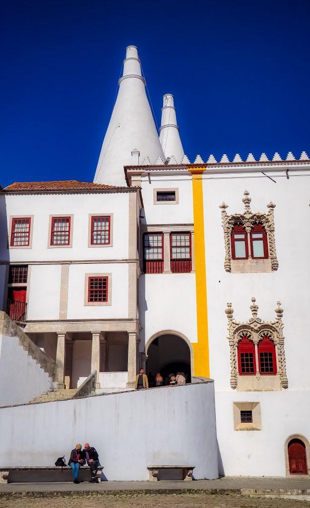Building in Sintra