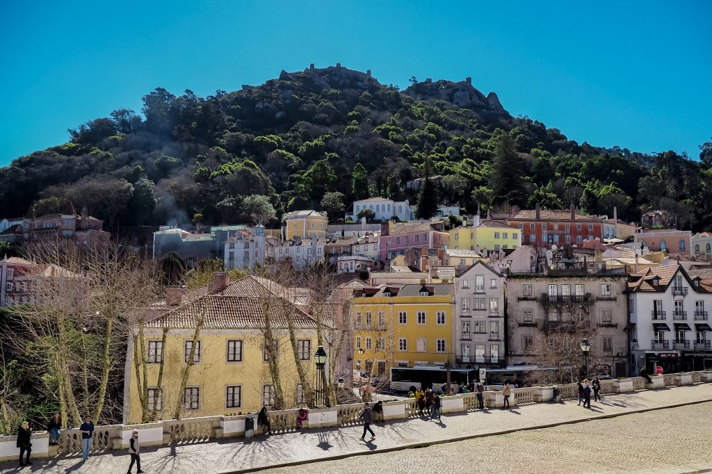 Beautiful Buildings in Sintra