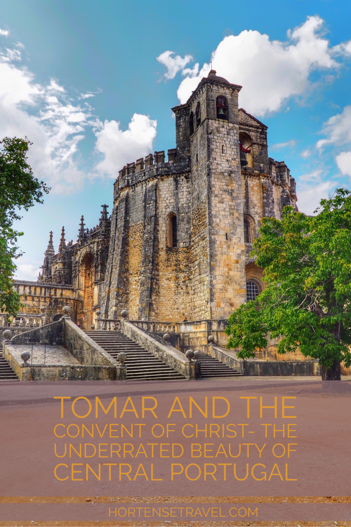 Tomar and the convent of christ