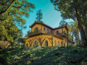 Chalet-da-condessa-d'edla-sintra1 - Hortense Travel
