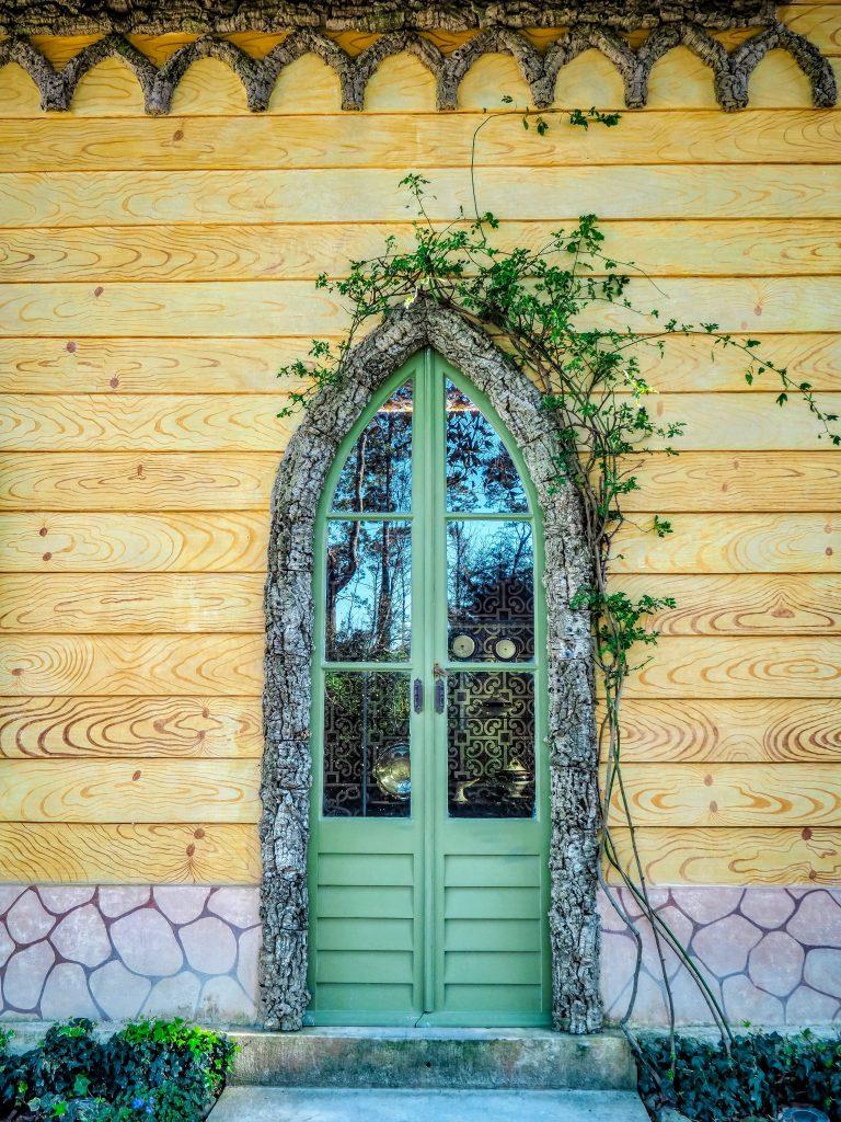 Door of Chalet da Condessa d'Edla