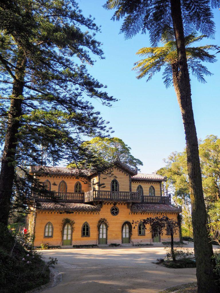 Chalet da Condessa d'Edla  – a Fairy Tale Experience in Sintra