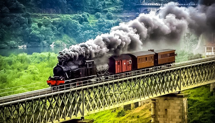 Douro Valley by Historical Train