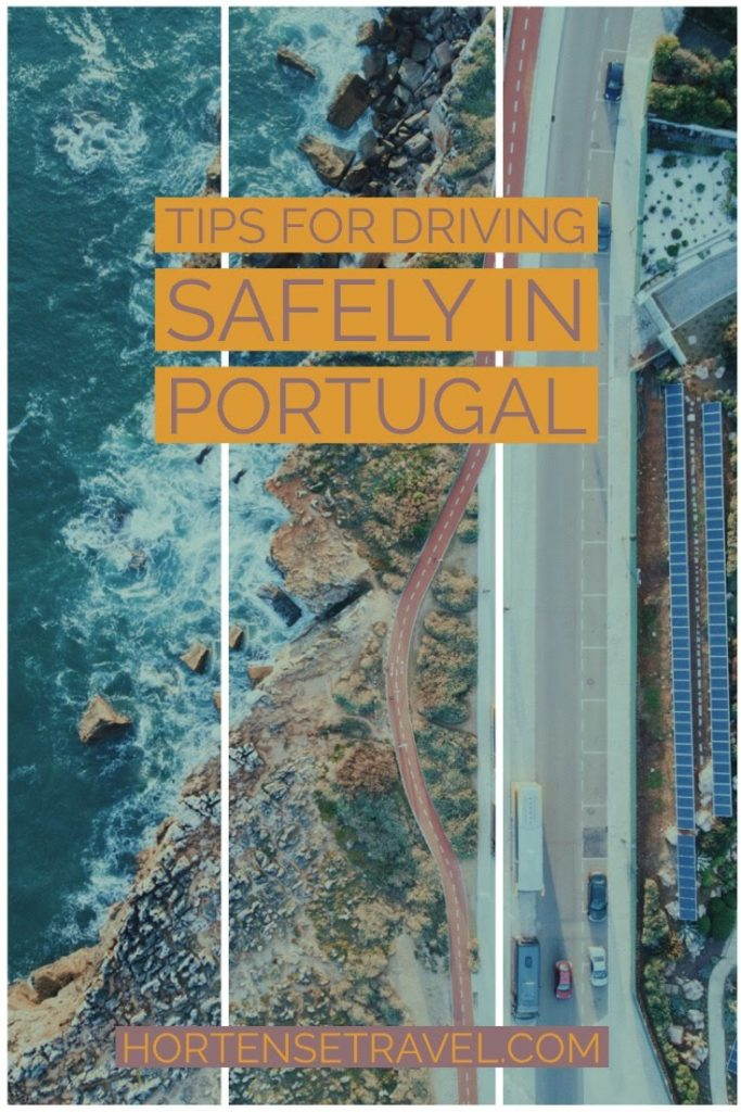 Tips for driving safely in portugal