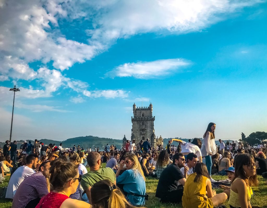 Belem tower Outjazz Festival