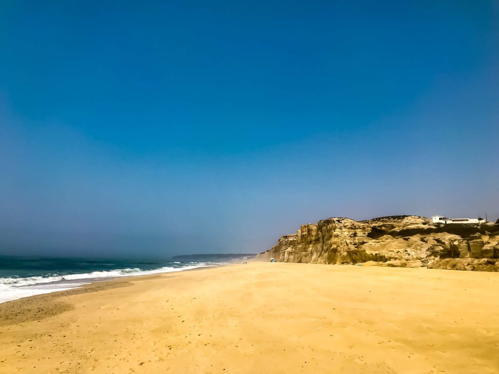 Del Rei Beach 1h from Lisbon