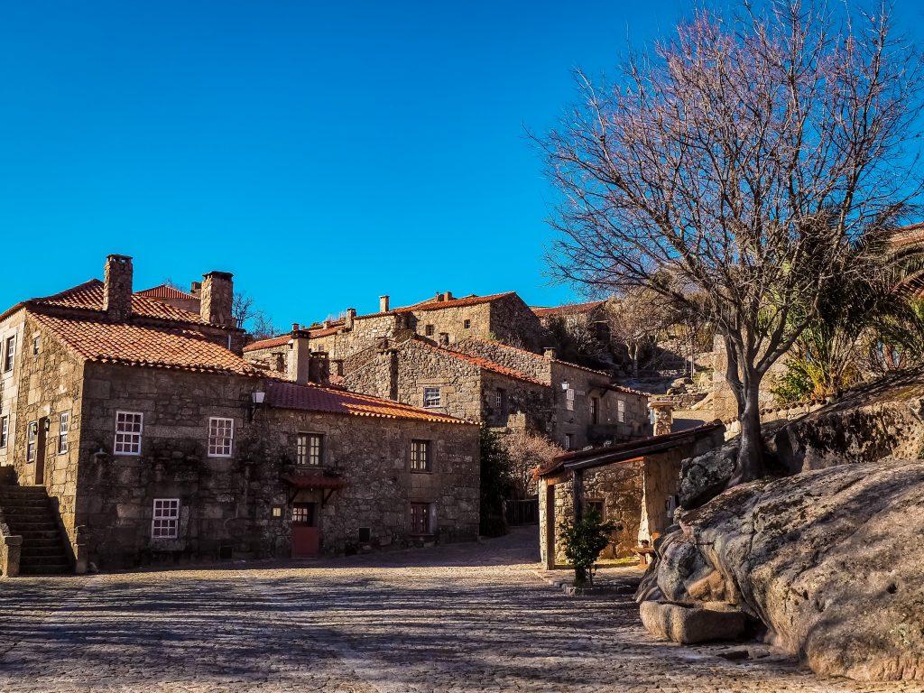Houses in Sortelha