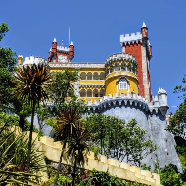 Live the Fairytale – Sintra and Cascais