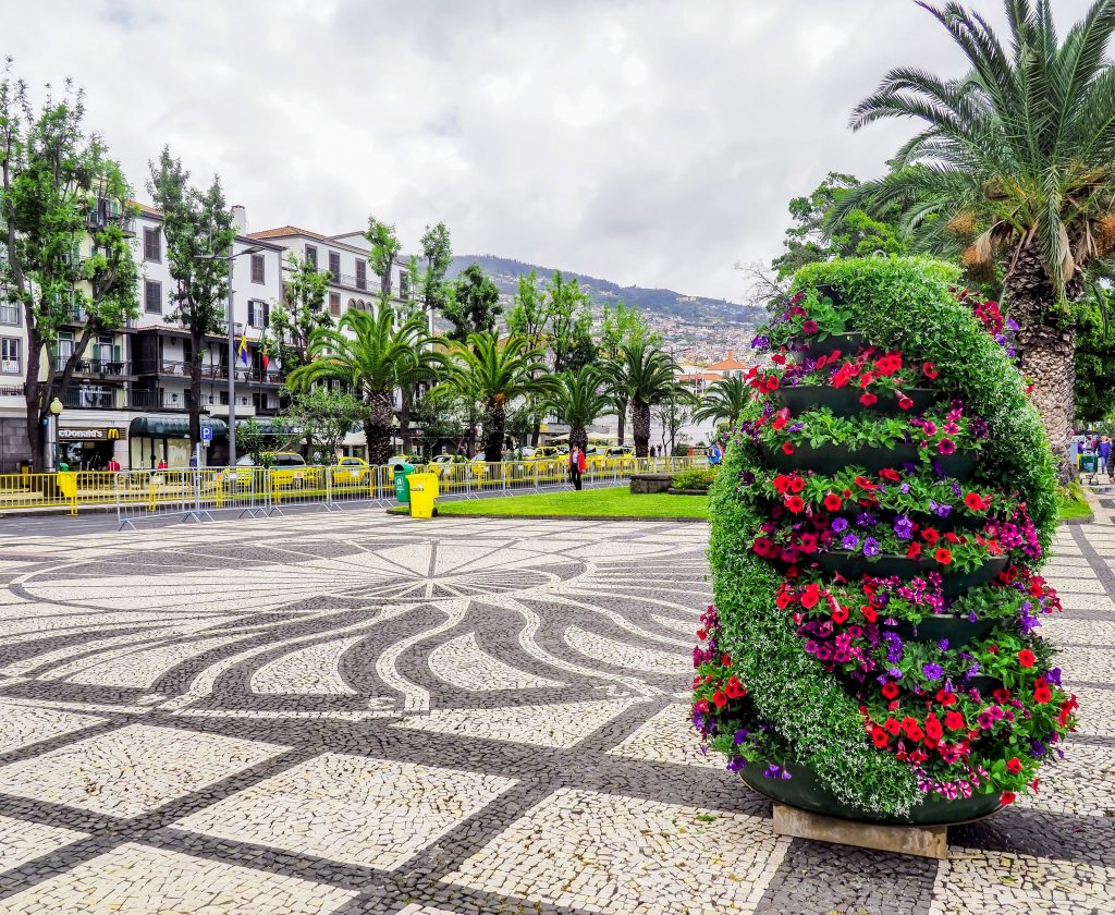 Madeira Old Town