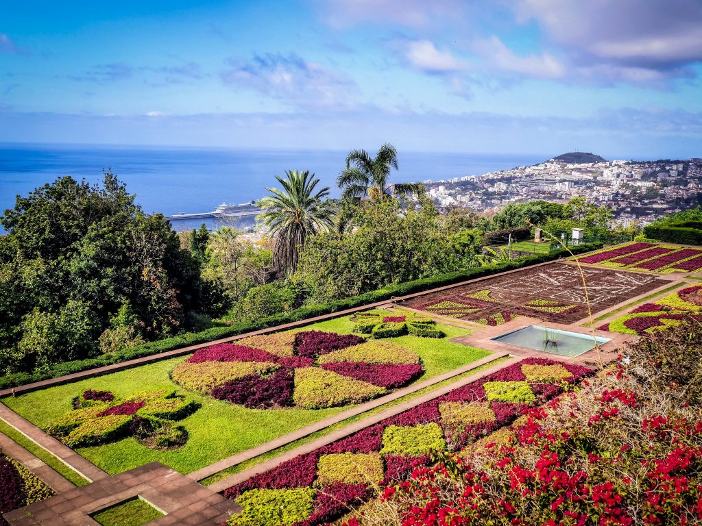 The Botanical Garden of Madeira