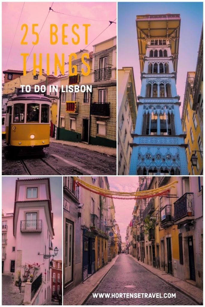 25 Best Things to Do in Lisbon