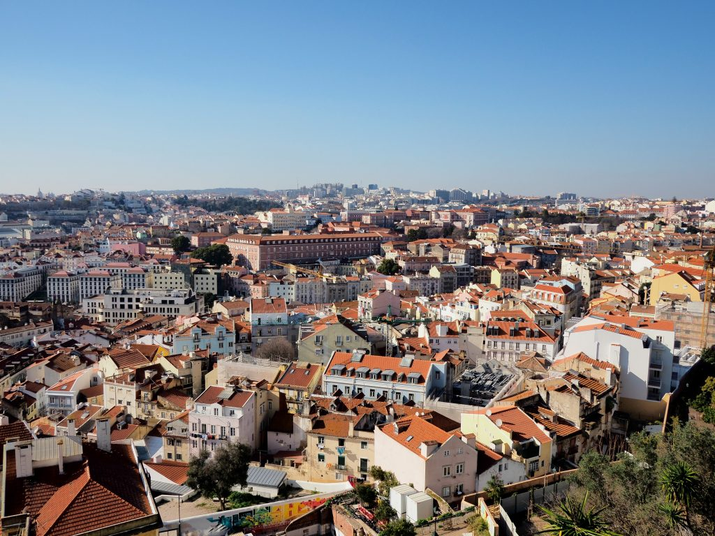 25 Best Things to Do in Lisbon - Graca Viewpoint