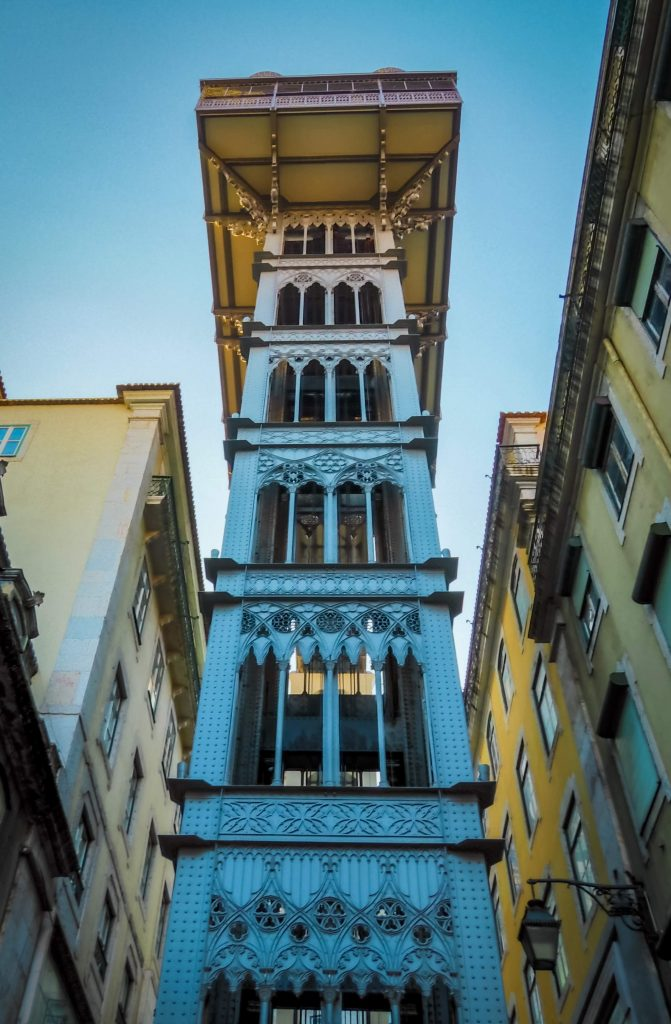 25 Best Things to Do in Lisbon - Santa Justa Elevator