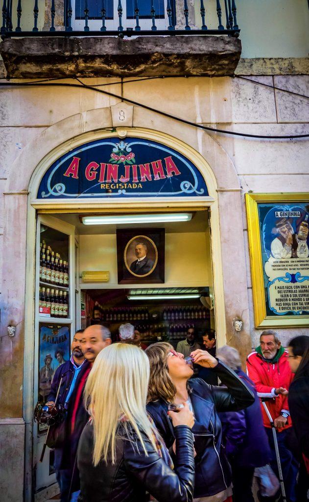 A Ginjinha Registada Store