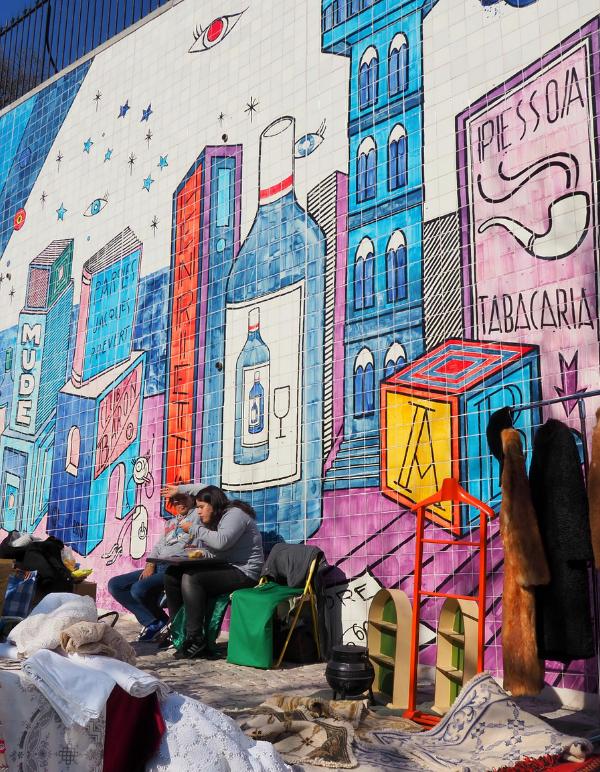 Feira da Ladra Flea Market, Lisbon – Video Series Ep.1