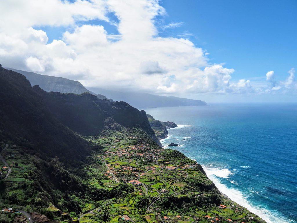 Hidden Fuseta Sao George Madeira