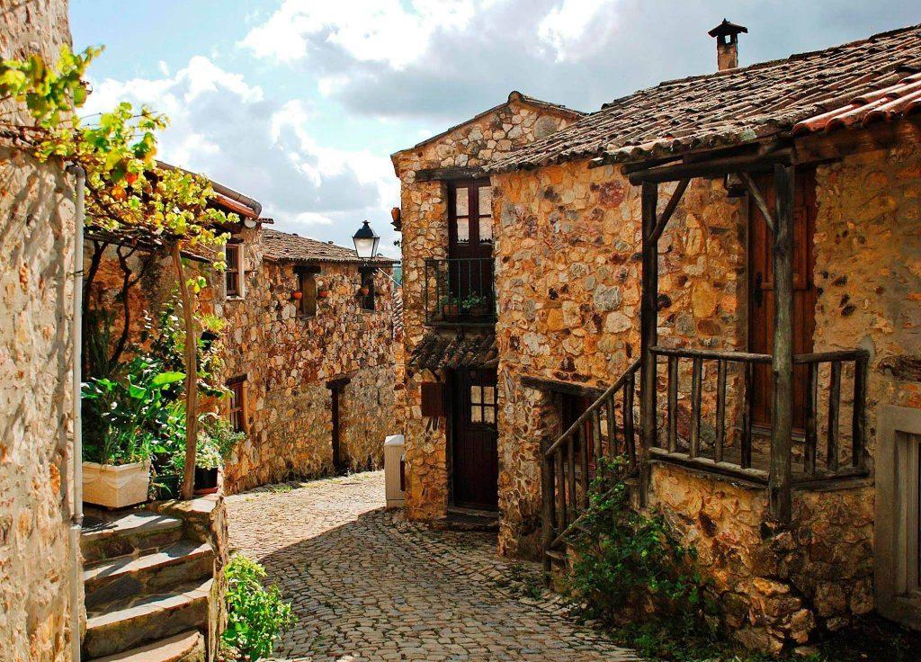 Portugal Hidden Casal de Sao Simao