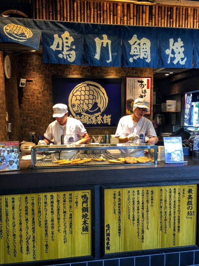 Taiyaki Cake