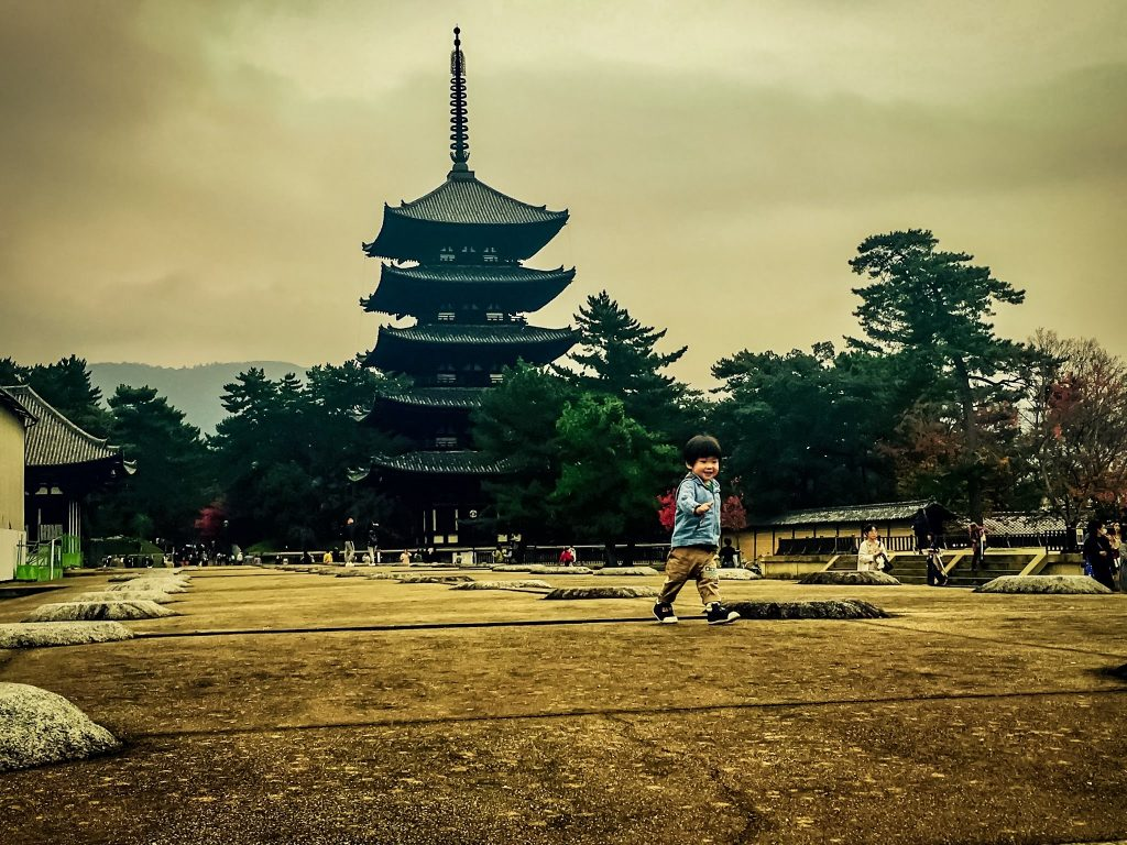 Looking For Peacefulness In The Amazing Nara Park, Japan - Hortense Travel
