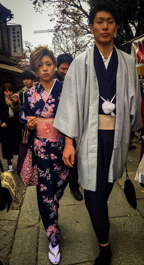 Fushimi Inari Taisha Street food