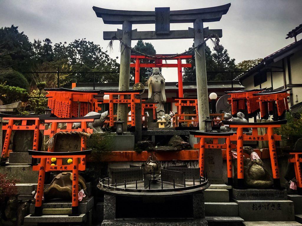 Fushimi Inari Taisha Temple