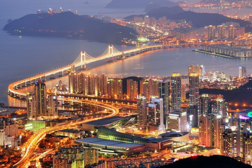 Top 10 Countries to visit in 2019-South-Korea