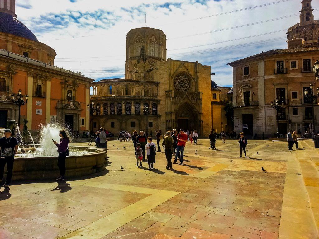 Plaza Decimo Junio Brutus