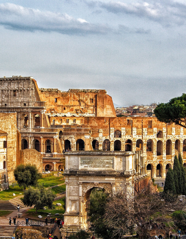 How a Travel Adviser Plans Her Trip to Rome