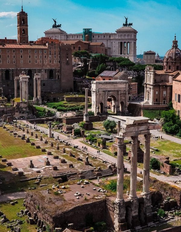 20 Historical Sights in Rome You'll Love