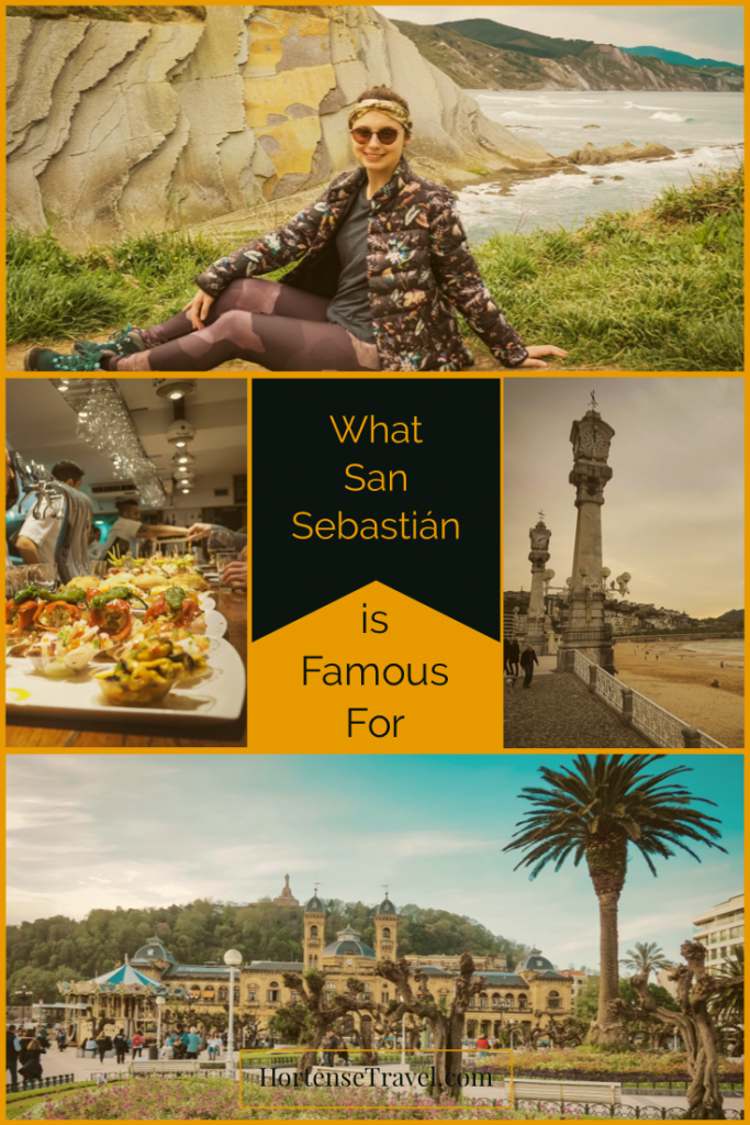 What is San Sabastian Famous For