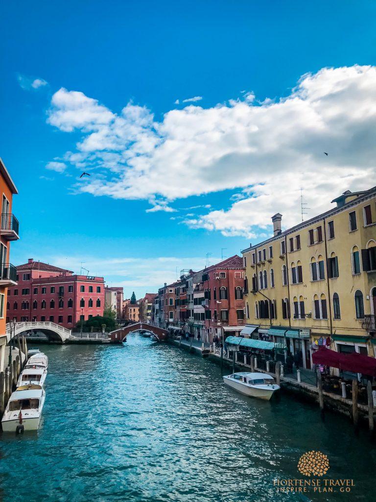 Lake in Venice