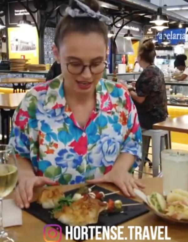 Food Tasting at Mercado de Campo De Ourique