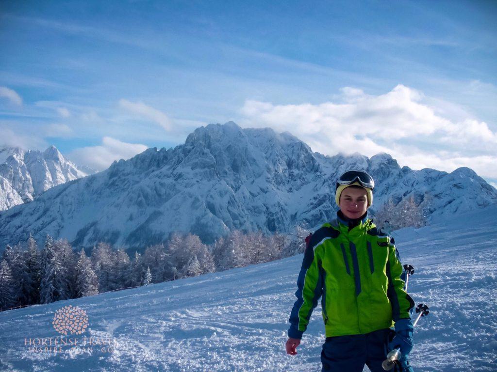Me in Dolomites