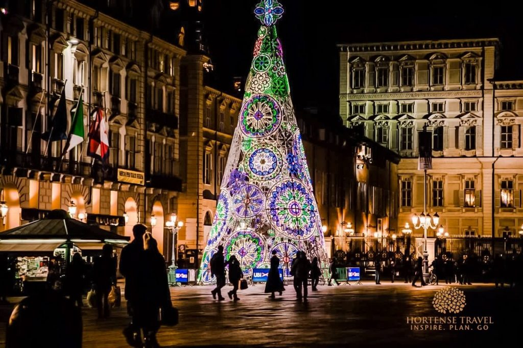 The Magic of Christmas in Turin