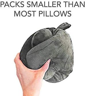 J-Pillow Travel Pillow + Carry Bag - Hortense Travel