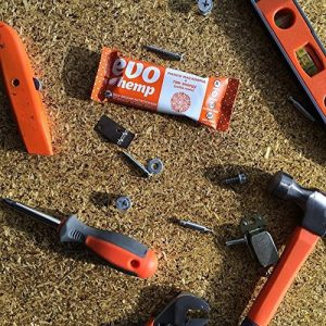 CBD Evo Hemp Mango Macadamia Fruit & Nut Bar-100% Organic Snacks